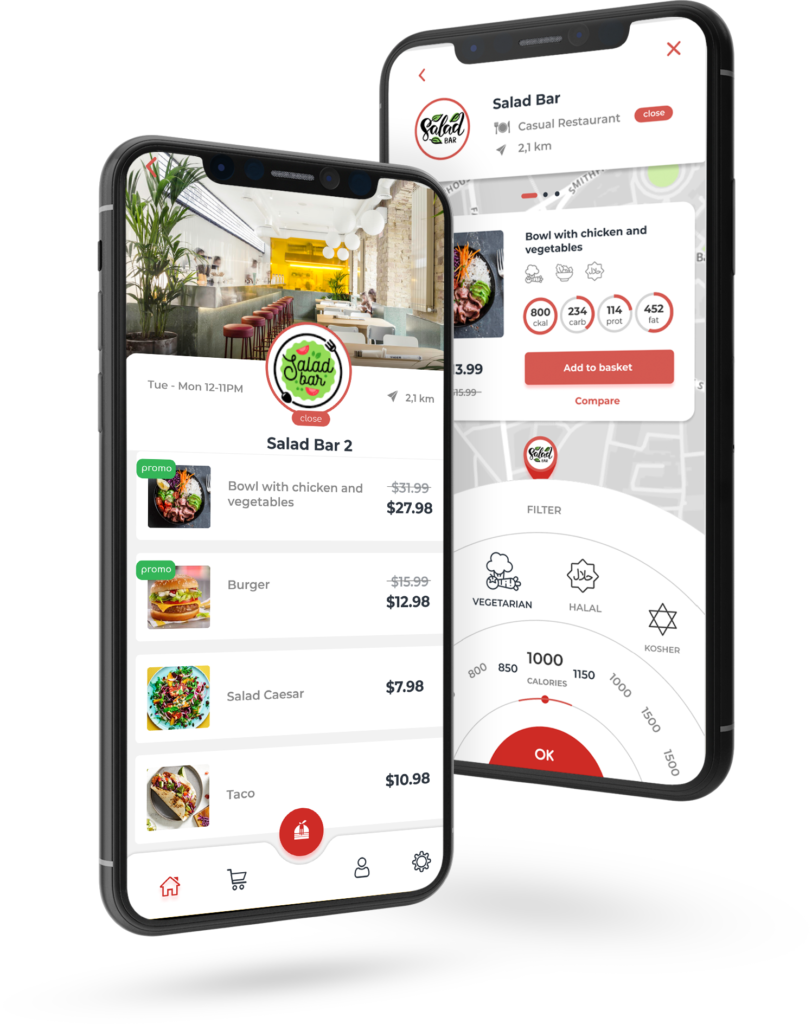 Best Dieting and Takeaway app to lose weight